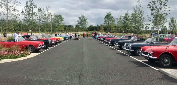 2019 SAOC National British Motor Museum