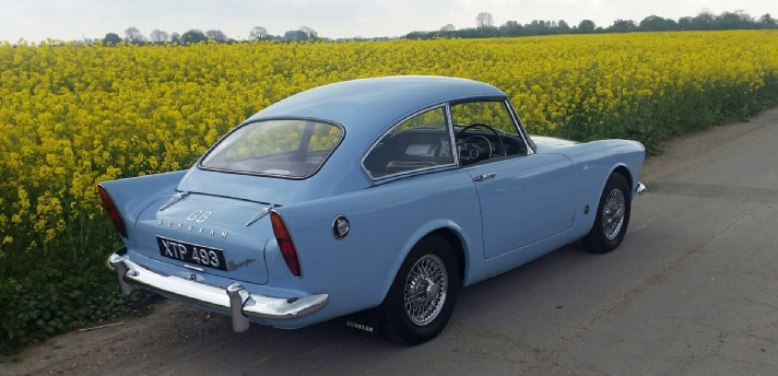 Sunbeam Harrington Alpine