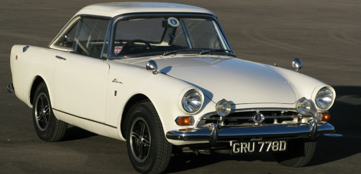 Sunbeam Alpine GT