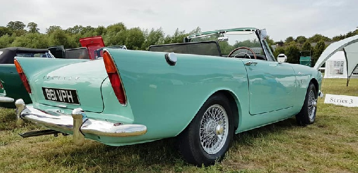 Sunbeam Alpine Series ll